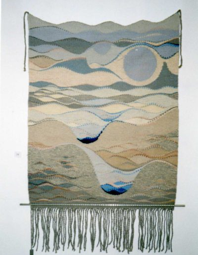 Moon in Landscape 1981